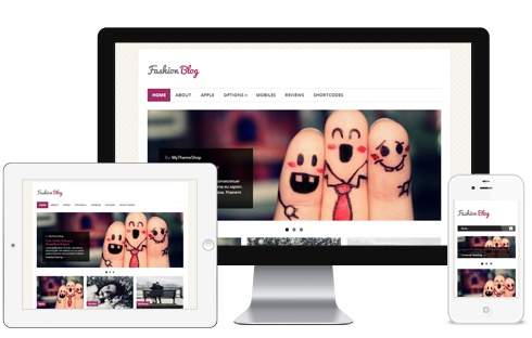 FashionBlog - WordPress Fashion Magazine Theme @ MyThemeShop