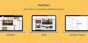 HotNews WordPress Theme