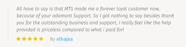 MyThemeShop Testimonial 7
