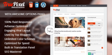 TruePixel WordPress Theme