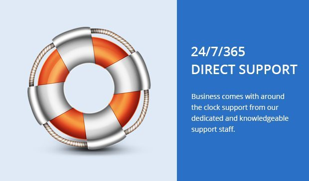 24-7-365 Direct Support