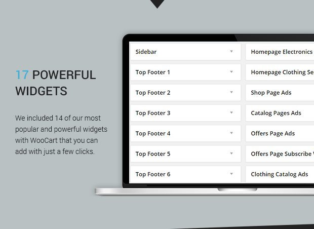 17 Powerful Widgets