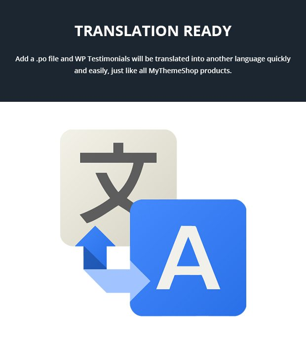 Translation Ready