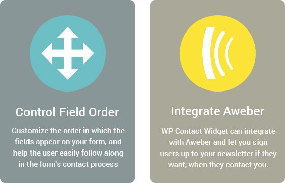 Control Field Order
