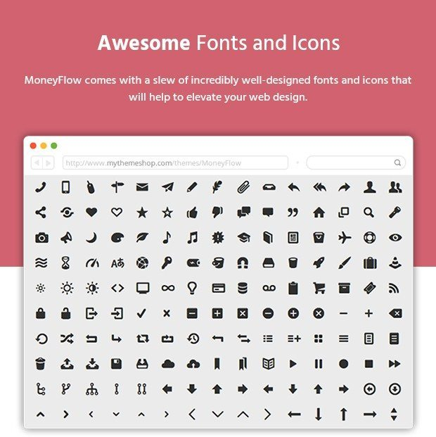 Awesome Fonts And Icons