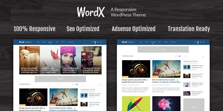 WordX Theme