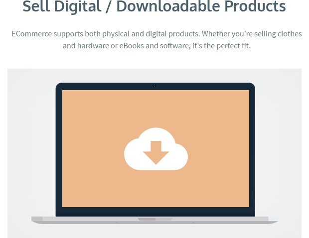 Sell Digital - Downloadable Products