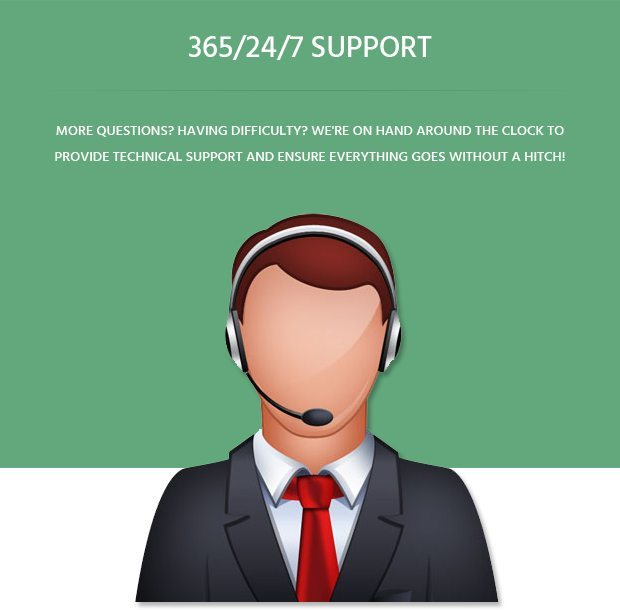 365-24-7 Support