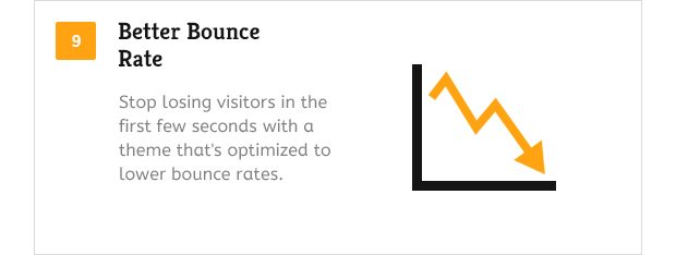 Better Bounce Rate