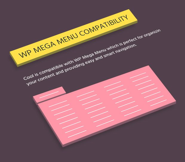 WP Mega Menu Compatibility
