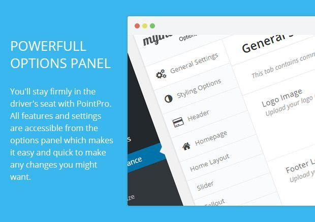Powerfull Options Panel