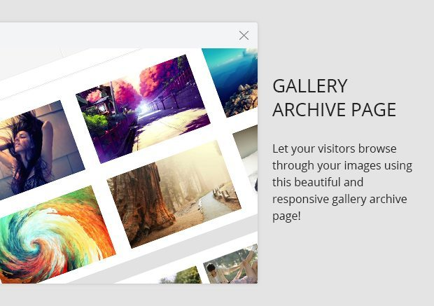 Gallery Archive Page