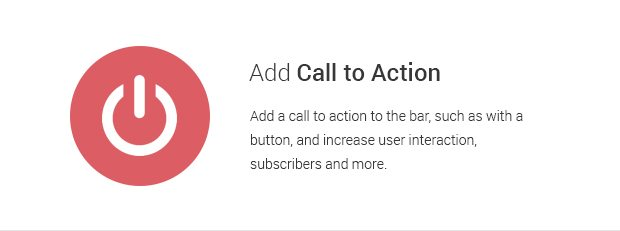 Add Call to Action