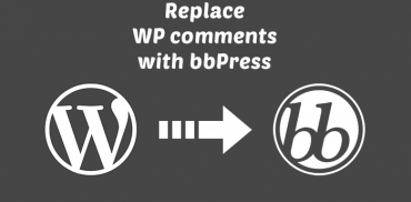 wordpress to bbpress