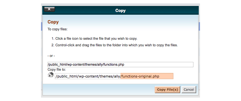 Functions-php-file-editor-file-copy