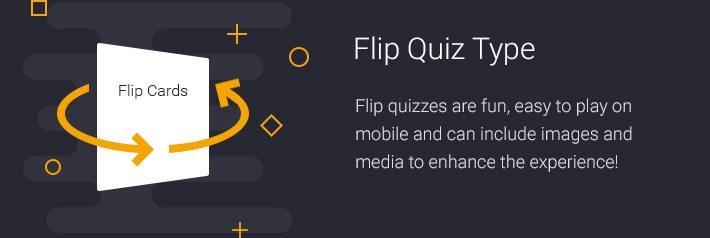 Flip Quiz Type