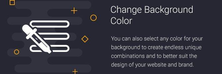 Change Background Color