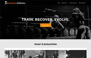 Evolution Athletics