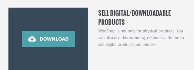 Sell Digital Downloadable Products