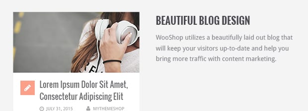 Beautiful Blog Design