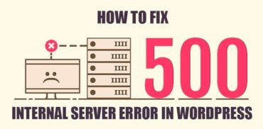 Fix 500 Internal Server Error