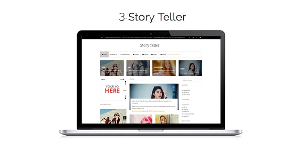 Interactive Story Teller Demo