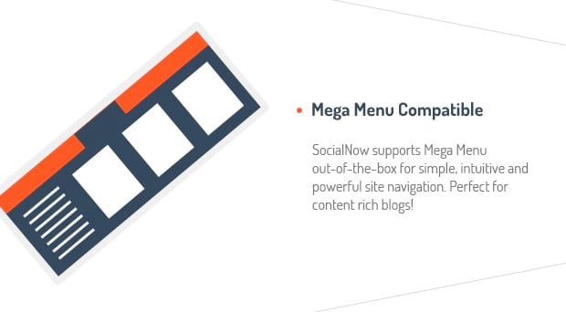 Mega Menu Compatible
