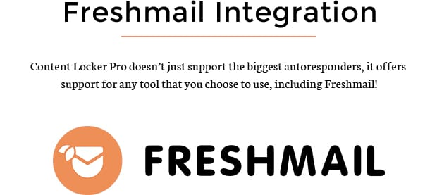 Freshmail Integration