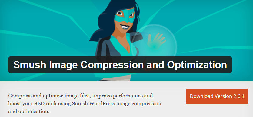 Smushing Image Compression and Optimization