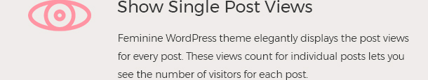 Show Single Post Views