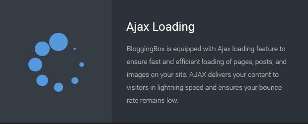 Ajax Loading