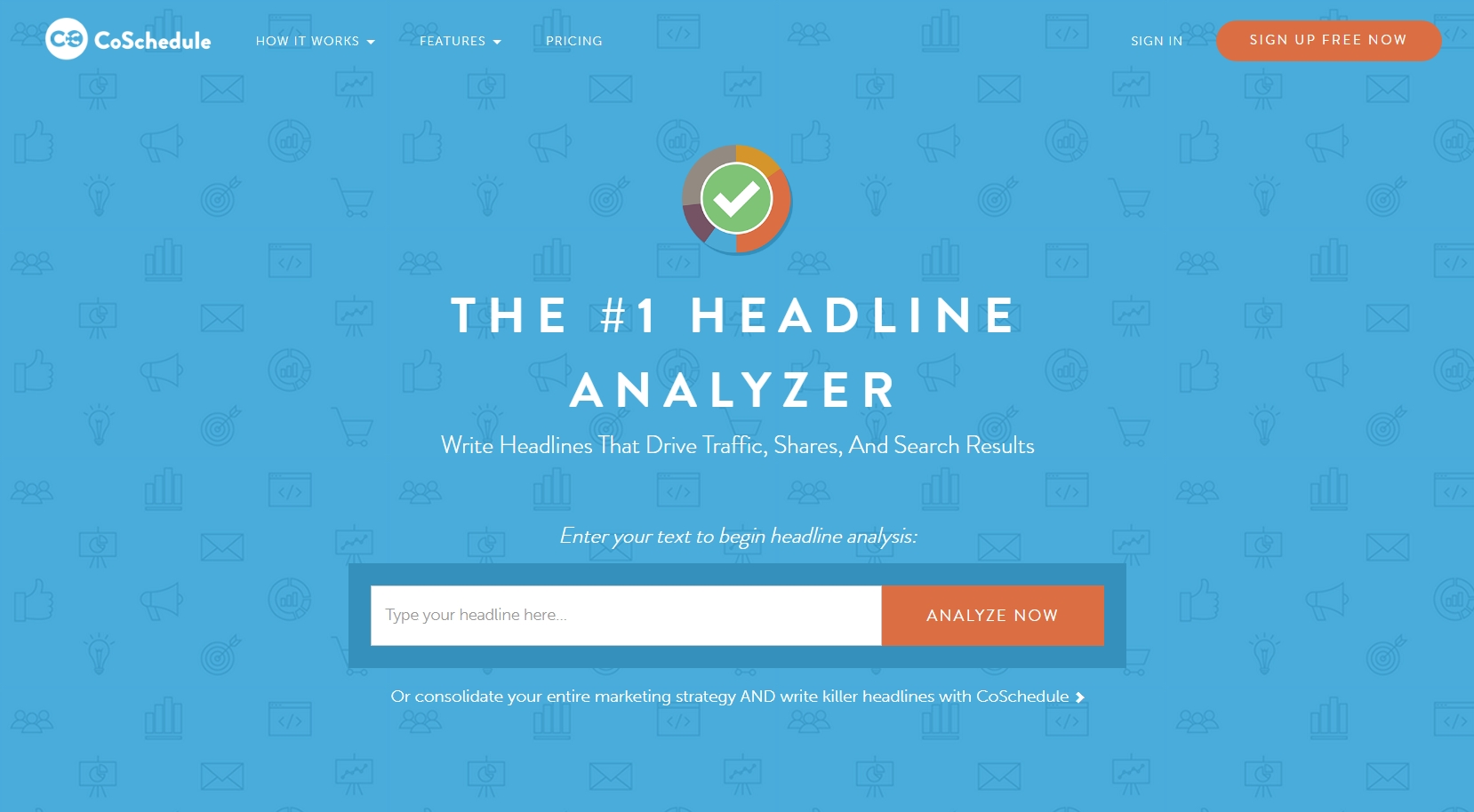 Headline Analyzer From CoSchedule
