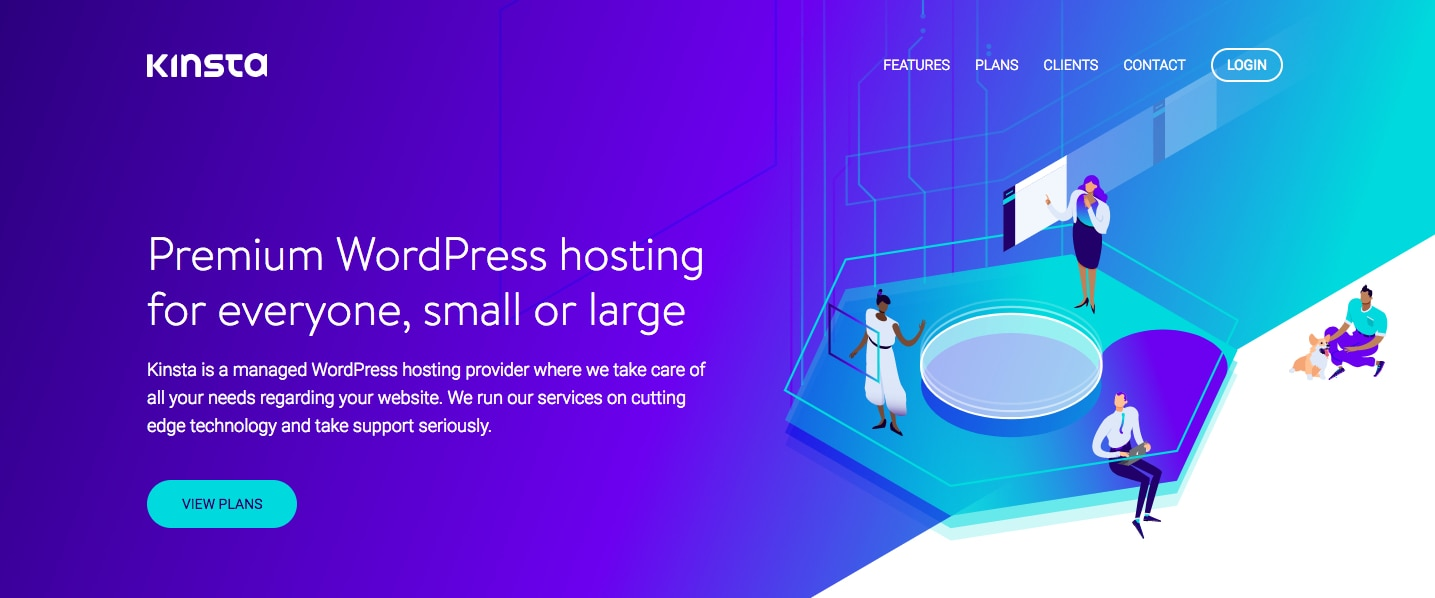 Kinsta-Hosting Review