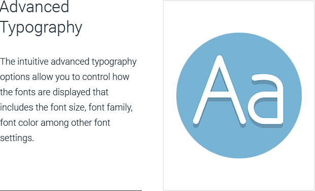 Advanced Typography