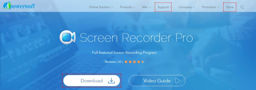 apowersoft-screen-recorder-pro-header-screen-capture