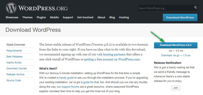 downloading-wordpress