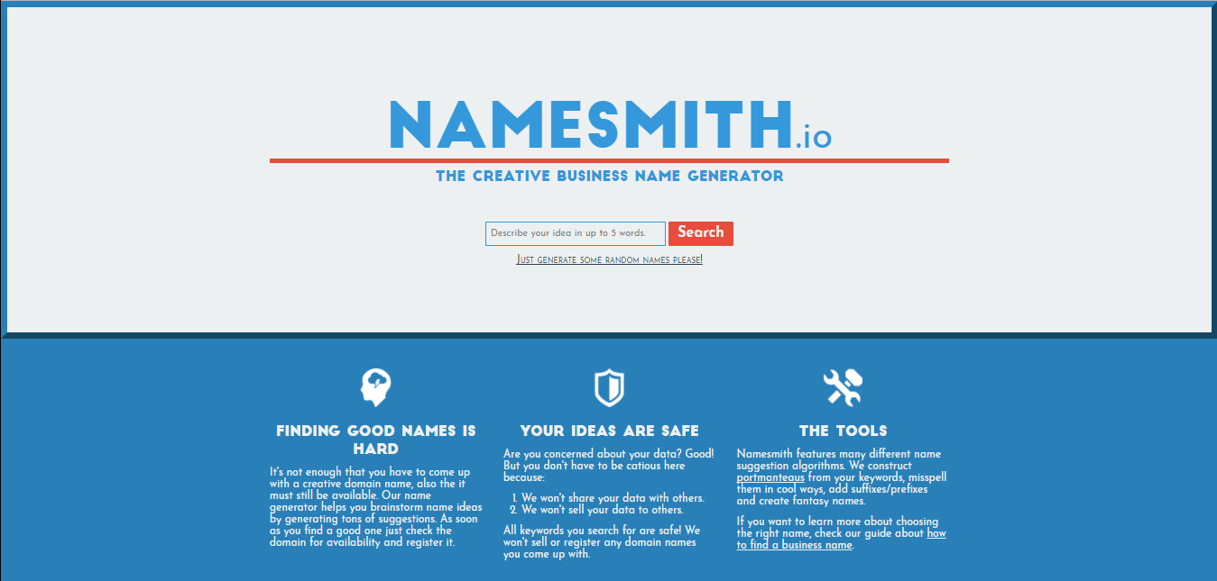 namesmith-blog-name-generator