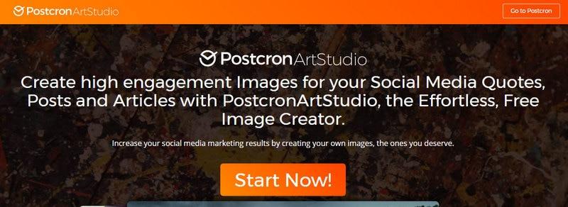 PostCron Art Studio