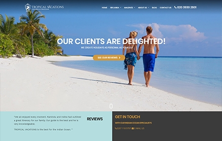 Luxury Holidays to Sri Lanka & Maldives