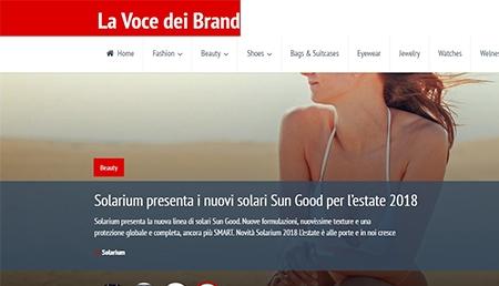La Voce dei Brand