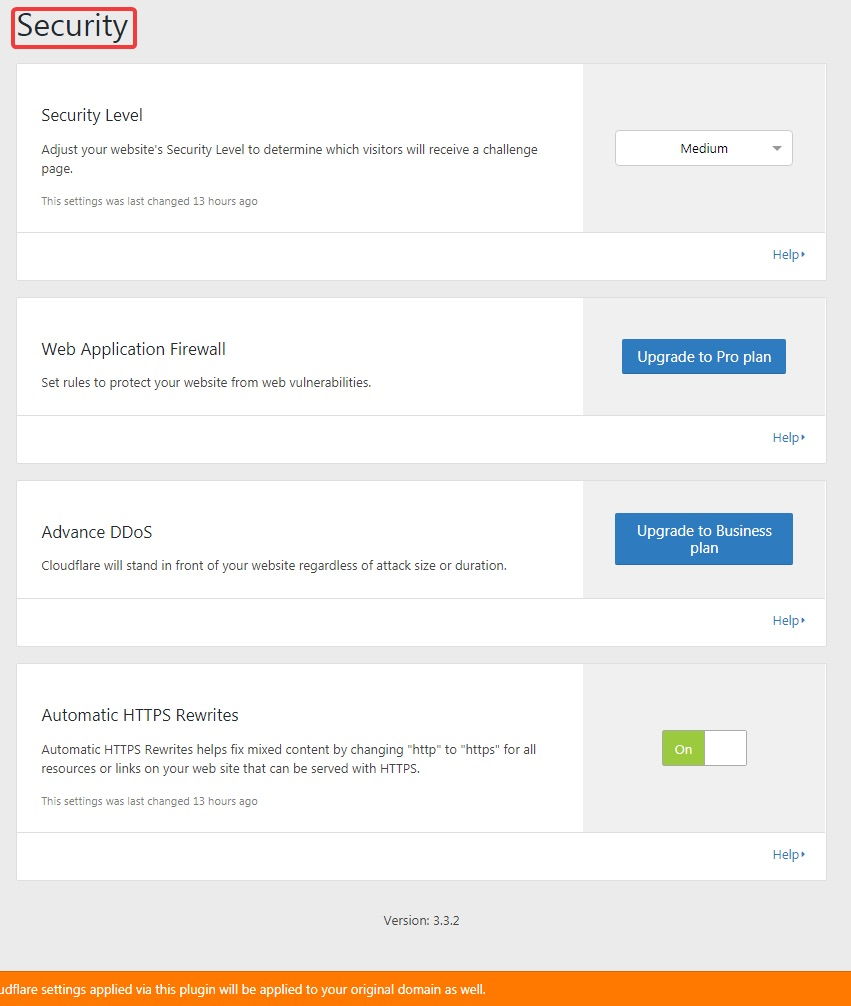 cloudflare-settings-security